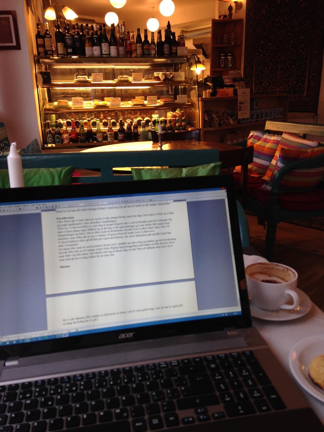 Cafe Silkevejen